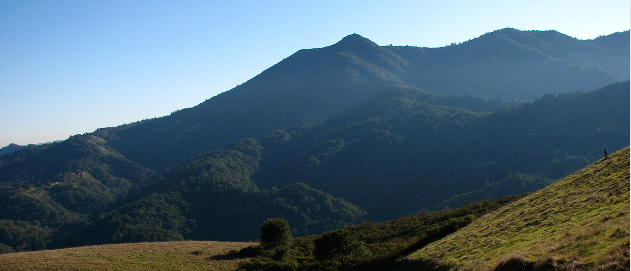 Home: Mount Tam,  Marin, California